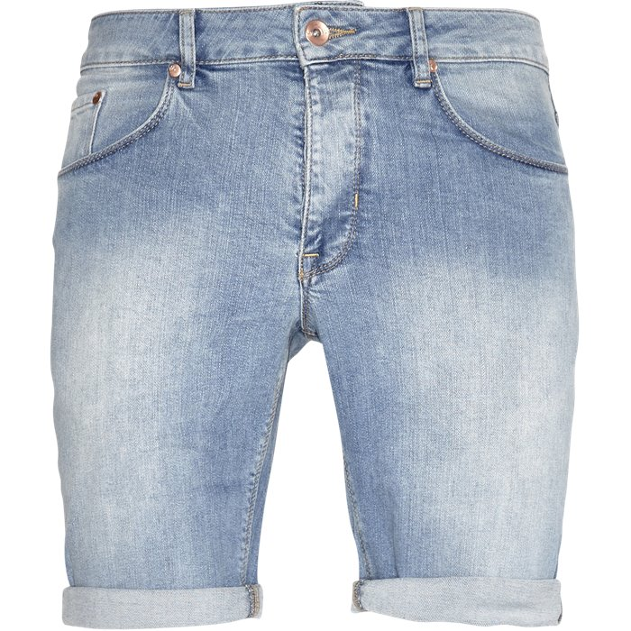 SANDEM - Shorts - Regular - Denim